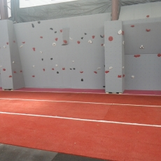 Boot Camp wall