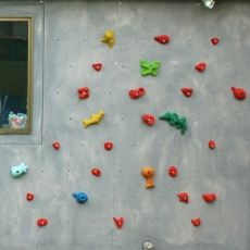 Little kids wall